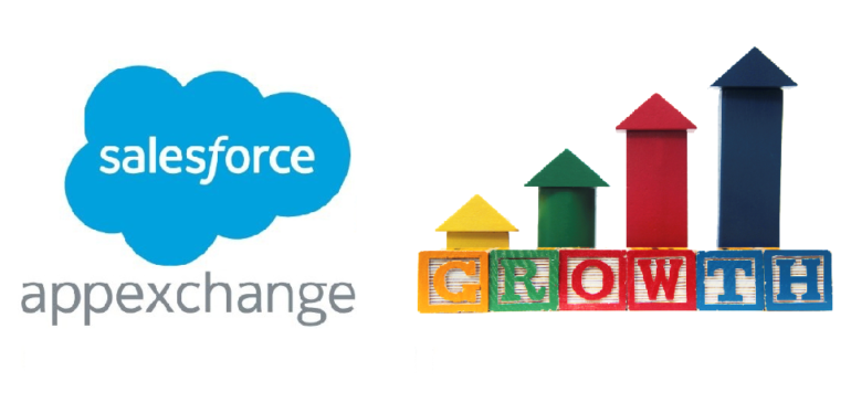 Salesforce AppExchange helps organizations to optimize business