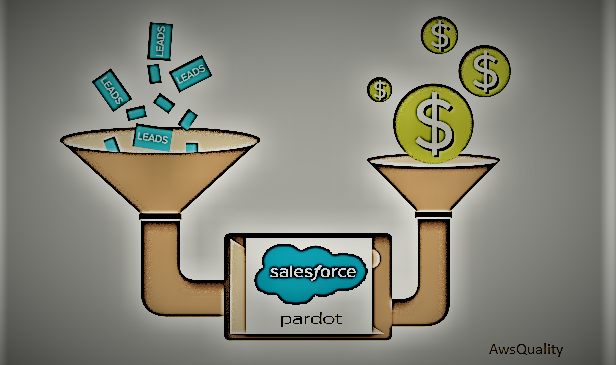 Salesforce Pardot for the optimization of small business.