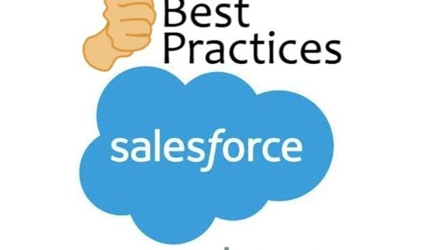 Best practices for AppExchange app installation