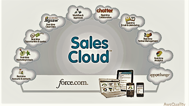 Sales Cloud acts as catalyst for business growth.