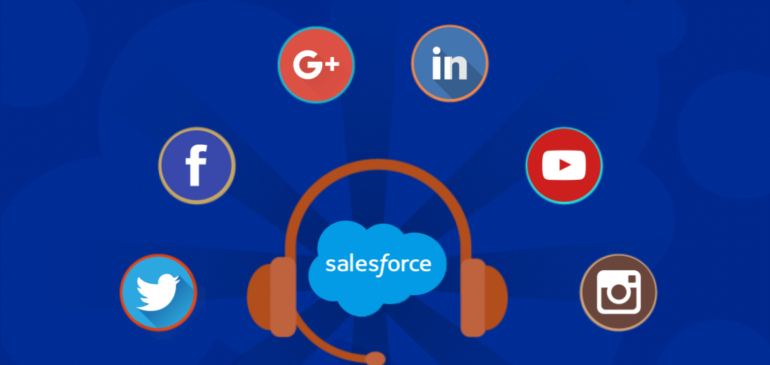 Salesforce Social Customer Services
