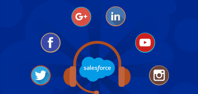 Salesforce Social Customer Service