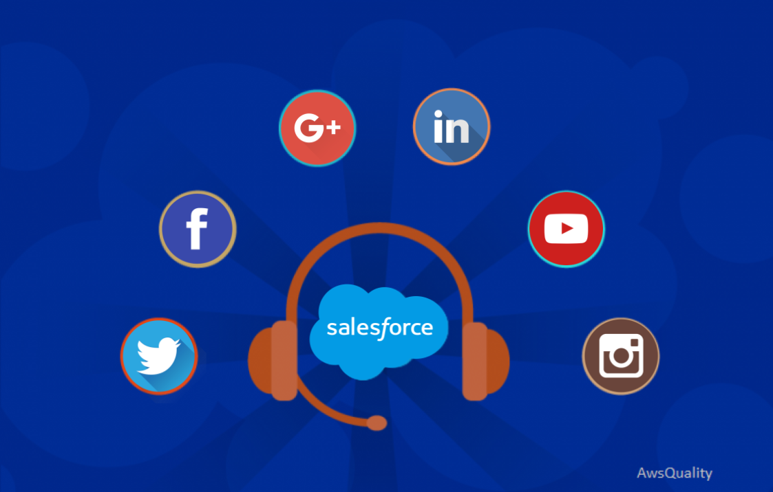 Salesforce Social Customer Services2