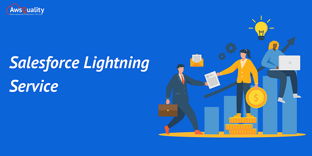 salesforce-lightning-service