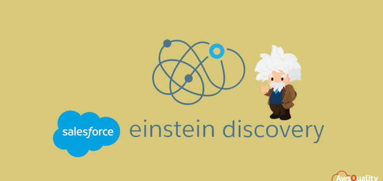 Salesforce Einstein Discovery