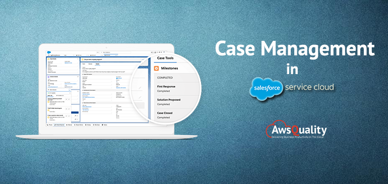 Salesforce Service Cloud Case Management