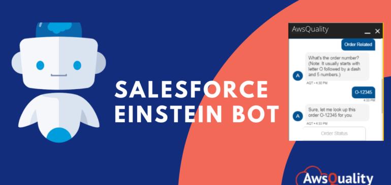 Tips for Salesforce Einstein Bot Configuration !