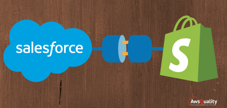 How to Integrate Shopify and Salesforce