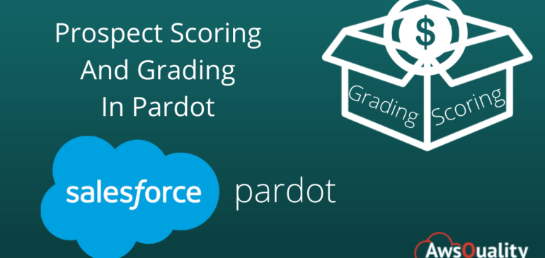 Prospect Scoring and Grading in Pardot