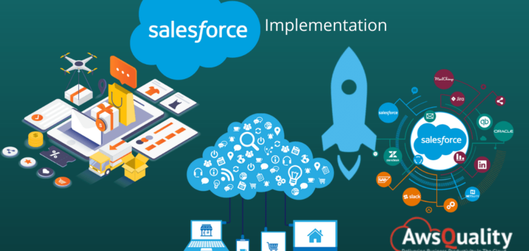 How does Salesforce help Organizations to Increase Sales Productivity ?