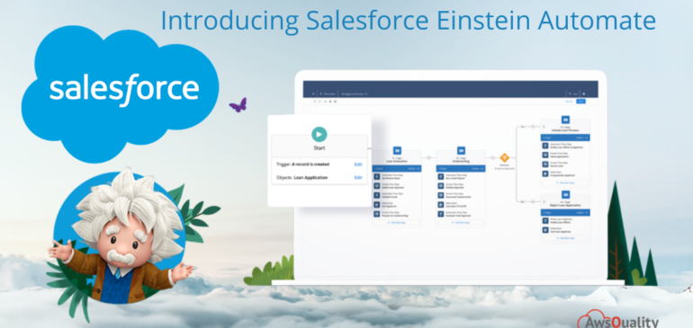 Introducing Salesforce Einstein Automate